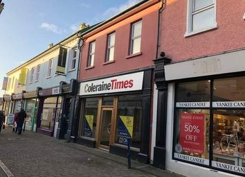 Thumbnail Office to let in Stone Row, Coleraine, County Londonderry