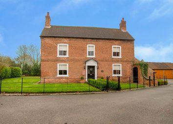 Thumbnail 5 bed farmhouse for sale in Laxton Road, Egmanton, Newark