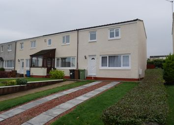 Thumbnail 3 bed end terrace house for sale in Gateside Crescent, Barrhead