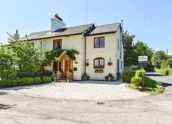 Thumbnail 3 bed semi-detached house for sale in Dummer, Basingstoke