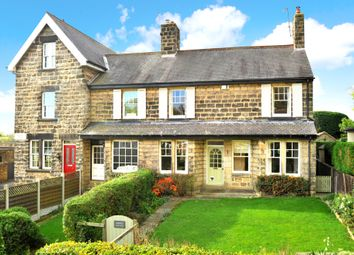 Thumbnail 3 bed cottage for sale in Strait Lane, Huby, Leeds