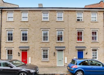 Thumbnail 3 bed town house for sale in Garland Road, Colchester