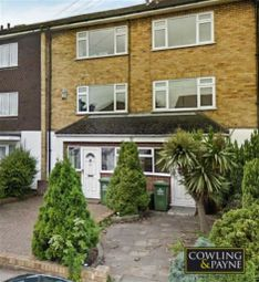 Thumbnail 3 bed terraced house to rent in London Road, Wickford, Essex