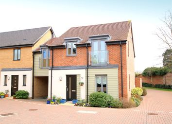 Thumbnail 4 bed link-detached house for sale in Dandby Close, Little Paxton, St. Neots