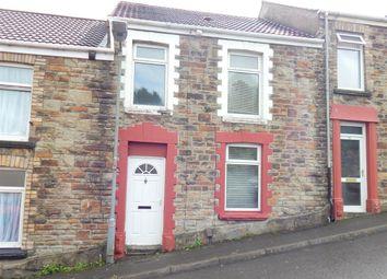 Thumbnail 3 bedroom terraced house for sale in Pleasant Street, Morriston, Swansea