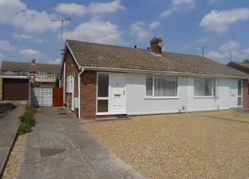 Thumbnail 2 bed semi-detached bungalow to rent in Fontwell Avenue, Cambridge