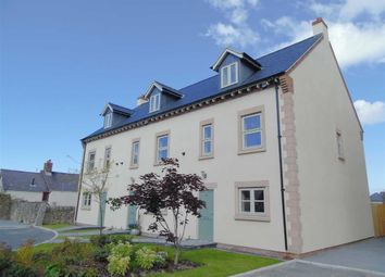 Thumbnail 3 bed end terrace house for sale in Melyd Court, Caerwys, Flitshire