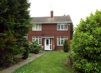 Thumbnail 2 bed end terrace house for sale in Manston Hill, Penkridge, Stafford, Staffordshire