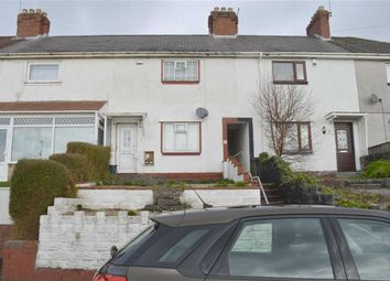 Thumbnail 2 bedroom terraced house for sale in Robert Owen Gardens, Swansea