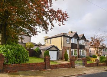 Thumbnail 3 bed semi-detached house for sale in Raeburn Avenue, Burnley