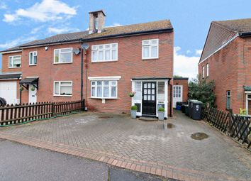 3 bed semi-detached house for sale in Ibbetson Path, Loughton IG10