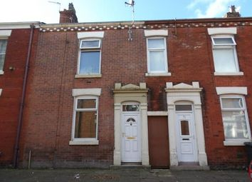 Thumbnail 2 bed terraced house for sale in Cambridge Street, Preston, Lancashire
