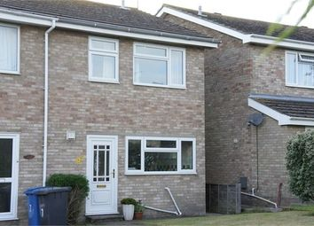 Thumbnail 3 bedroom semi-detached house to rent in Welhams Way, Brantham, Suffolk.