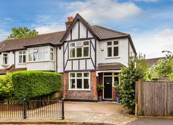 Thumbnail 3 bed end terrace house for sale in Westcroft Road, Carshalton Village, Surrey