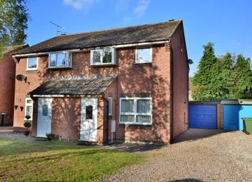 Thumbnail 3 bed semi-detached house to rent in Cottesmore Road, Doddington Park, Lincoln, Lincolnshire