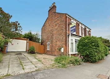 Thumbnail 3 bed semi-detached house for sale in Benningholme Lane, Skirlaugh, Hull, East Yorkshire