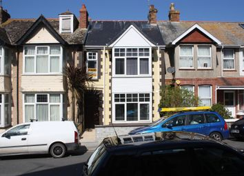 Thumbnail 1 bed flat to rent in Holt Crescent, Tregunnel Park, Newquay