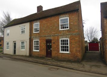 Thumbnail 2 bed semi-detached house for sale in Windmill Street, Brill, Aylesbury