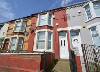 Thumbnail 2 bedroom terraced house to rent in Beatrice Street, Bootle, Liverpool