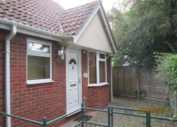 Thumbnail 2 bed bungalow to rent in Waterlees Road, Wisbech