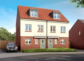 "Thumbnail 3 bed property for sale in ""The Bamburgh At Skylarks Grange"" at Long Lands Lane, Brodsworth, Doncaster"