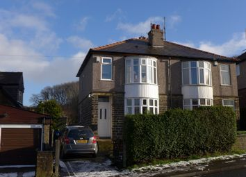 Thumbnail 3 bed semi-detached house for sale in Longley Lane, West Yorkshire