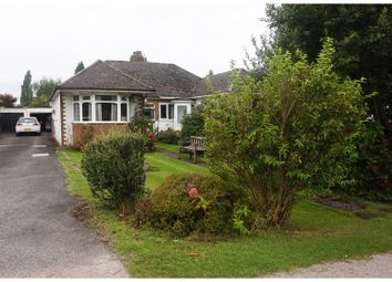 Thumbnail 3 bed semi-detached bungalow for sale in Station Road, Nether Whitacre