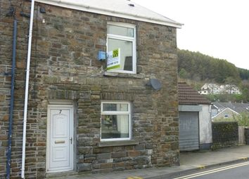 Thumbnail 2 bed terraced house to rent in Oxford Street, Pontycymer-Bridgend