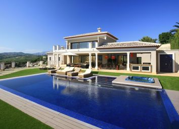 Thumbnail 5 bed villa for sale in Moraira, Costa Blanca, Spain