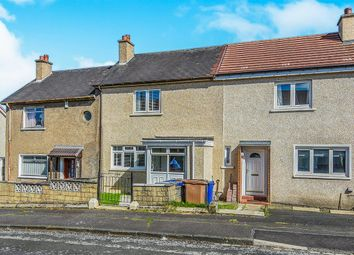 Thumbnail 2 bed terraced house for sale in Benview Terrace, Paisley