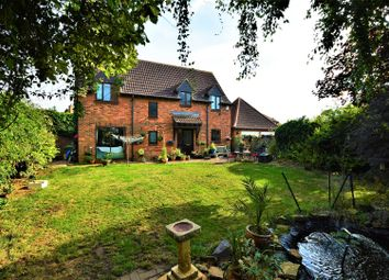 Thumbnail 4 bed detached house for sale in Forest Gardens, Stamford