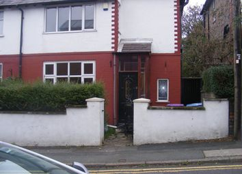 Thumbnail 3 bed property to rent in Quarry Street South, Woolton, Liverpool