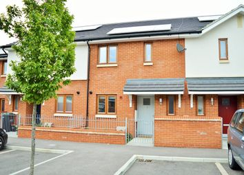Thumbnail 3 bedroom terraced house to rent in Hudson Close, Gravesend