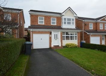 Thumbnail 4 bed property to rent in Abbeyhill Close, Ashgate, Chesterfield