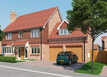 Thumbnail 5 bed detached house for sale in Plot 4 Berrywood Close, Rochester, Kent