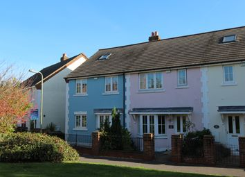 Thumbnail 4 bed end terrace house to rent in Meadow Lane, Hamble, Southampton
