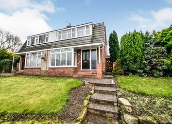 Thumbnail 3 bed semi-detached house for sale in Beda Hill, Blaydon-On-Tyne