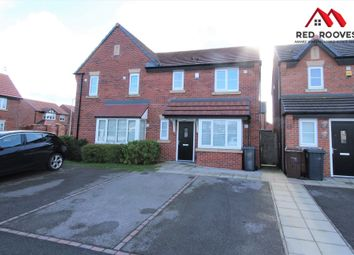 Thumbnail 3 bed semi-detached house for sale in Ashford Close, Litherland