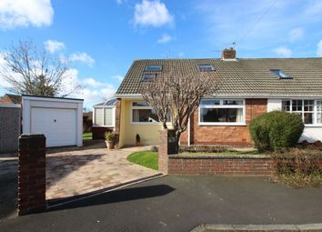Thumbnail 3 bed semi-detached house for sale in Deneway, Rowlands Gill