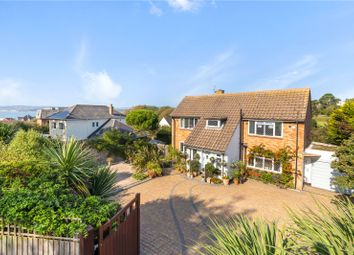 Thumbnail 3 bed detached house for sale in Maer Lane, Exmouth, Devon