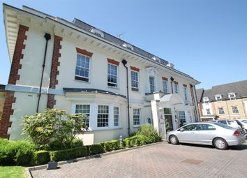 Thumbnail 2 bed flat for sale in Sparrows Herne Mansion, Fuller Close, Bushey