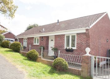 Thumbnail 4 bed detached house for sale in Park Road, Lower Compton, Plymouth