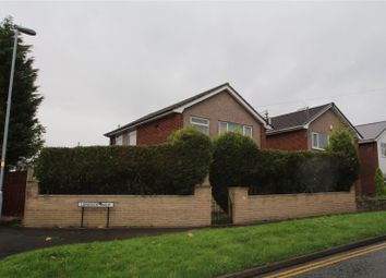 Thumbnail 3 bed detached house for sale in Laneside Walk, Milnrow, Rochdale, Greater Manchester