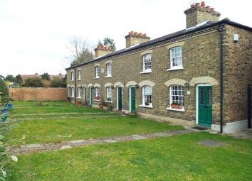Thumbnail 2 bed cottage to rent in Sandringham Gardens, Barkingside, Ilford