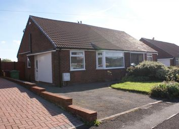 Thumbnail 3 bed semi-detached bungalow for sale in Lords Stile Lane, Bromley Cross, Bolton