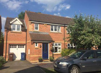 Thumbnail 3 bed semi-detached house for sale in Chapel Drive, Ambrosden