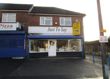 Thumbnail Retail premises to let in 116 Beverley Road, Stone Cross, West Bromwich