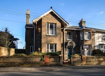 Thumbnail 5 bed semi-detached house for sale in Station Road, Leiston