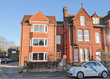 Thumbnail 2 bed flat to rent in Manor Road, Salisbury