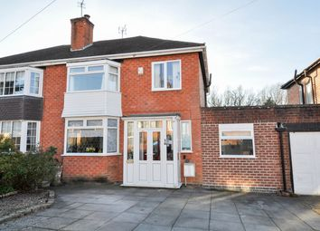 Thumbnail 3 bed semi-detached house for sale in Senneleys Park Road, Northfield, Birmingham
